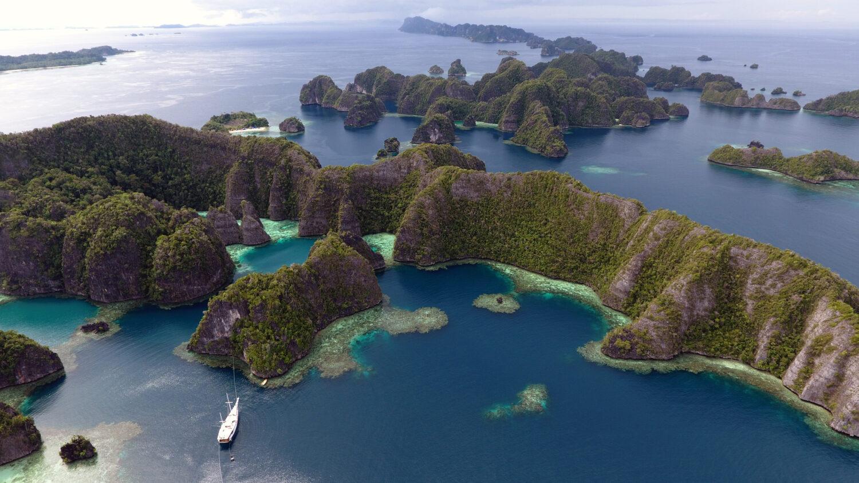 misool island Croisière aux Raja Ampat