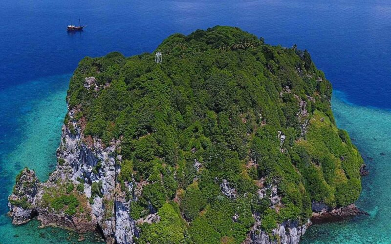 Croisière plongée en Mer de Banda