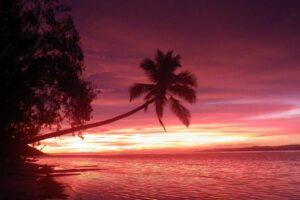 Voyage en bateau en Indonésie