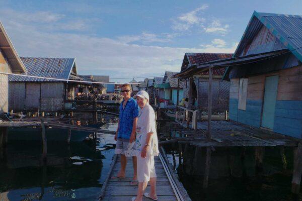 indonesia cruise cruising indonesia sulawesi wakatobi bajo tribe villagetour