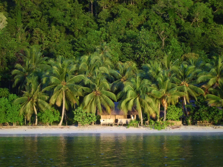 cruising raja ampat kri island dampier strait west papua homestay