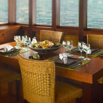 luxury yacht indonesia lifestyle wellbeing