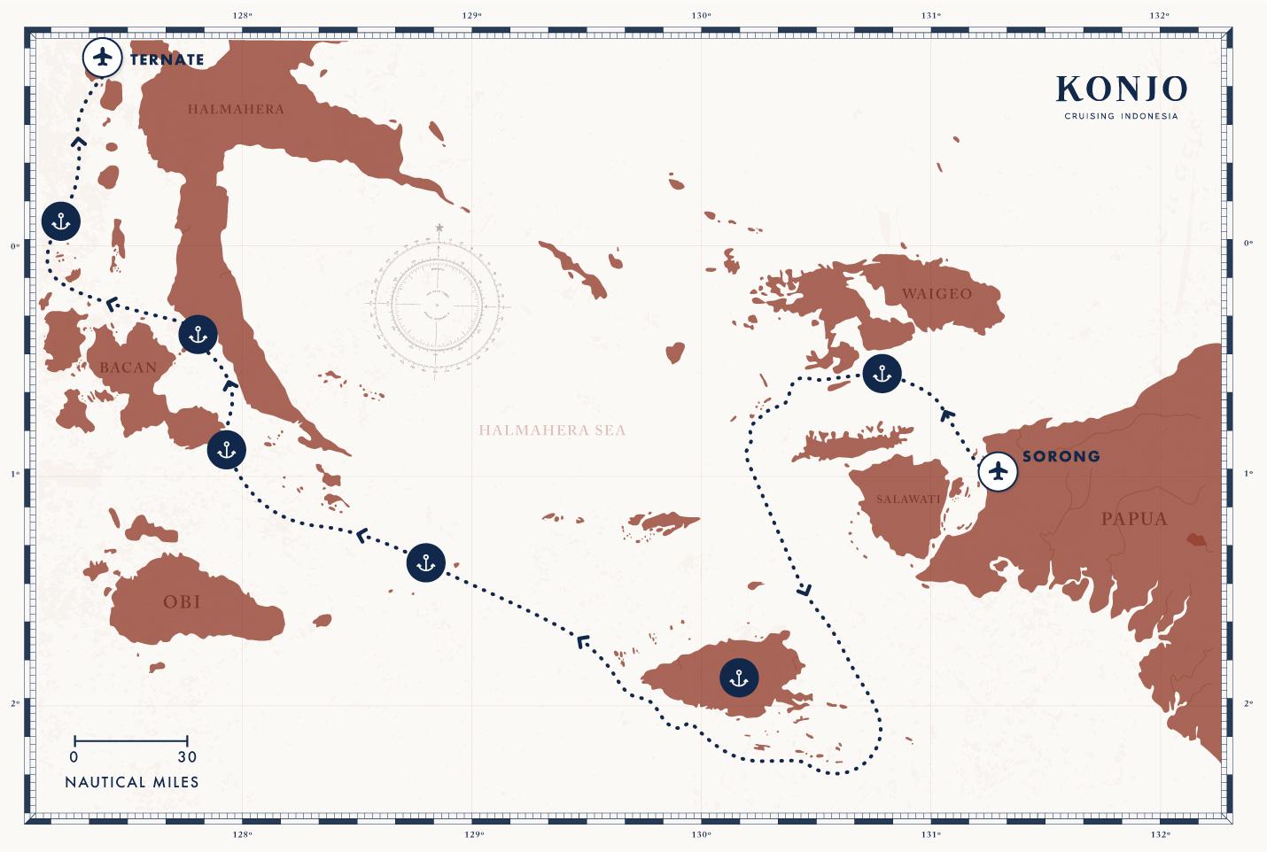 RajaAmpat Halmahera NorthMaluku liveaboard scubadiving