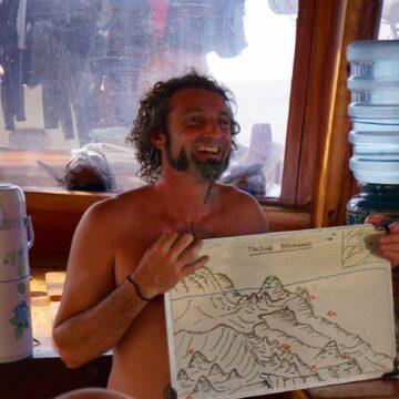 philosophy briefing dive instructor liveaboard indonesia