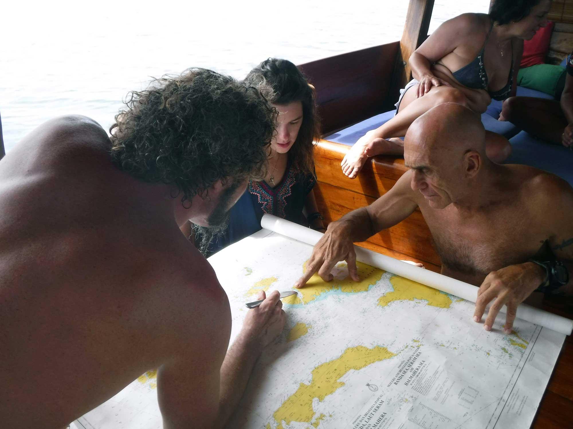 Croisière plongée en Indonésie