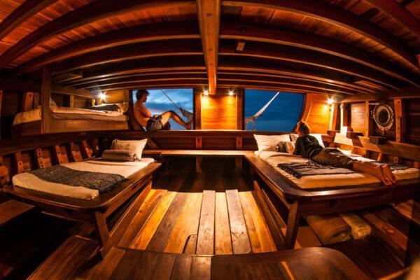 nataraja Master Cabin