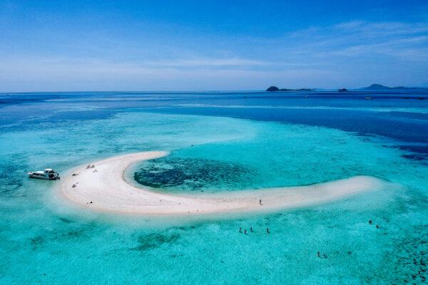komodo trip blue ocean