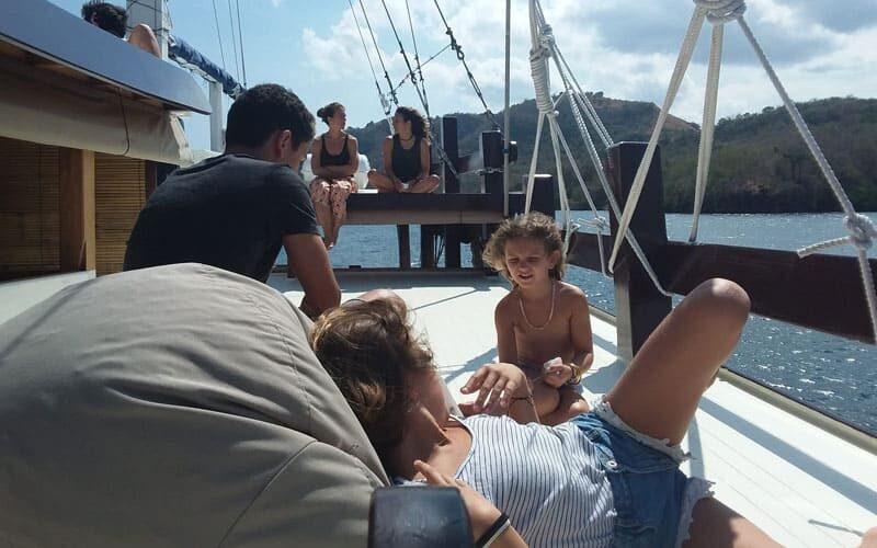 fam yacht charter indonesia konjo cruising island cruise liveaboard scuba diving yacht luxury package whale shark triton bay raja ampat misool halmahera komodo hammerhead
